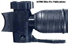 Zefal Peg Fit Pump Clip XL